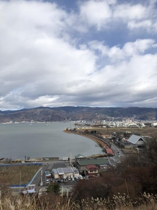 ブログ 諏訪湖