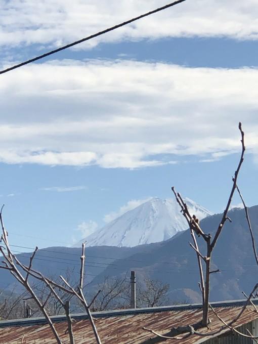 ブログ 富士山