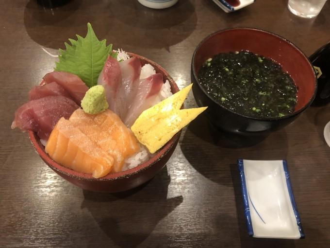 海鮮丼 ブログ